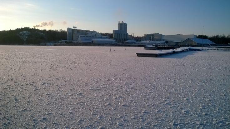 Pargas, Nordkalk,