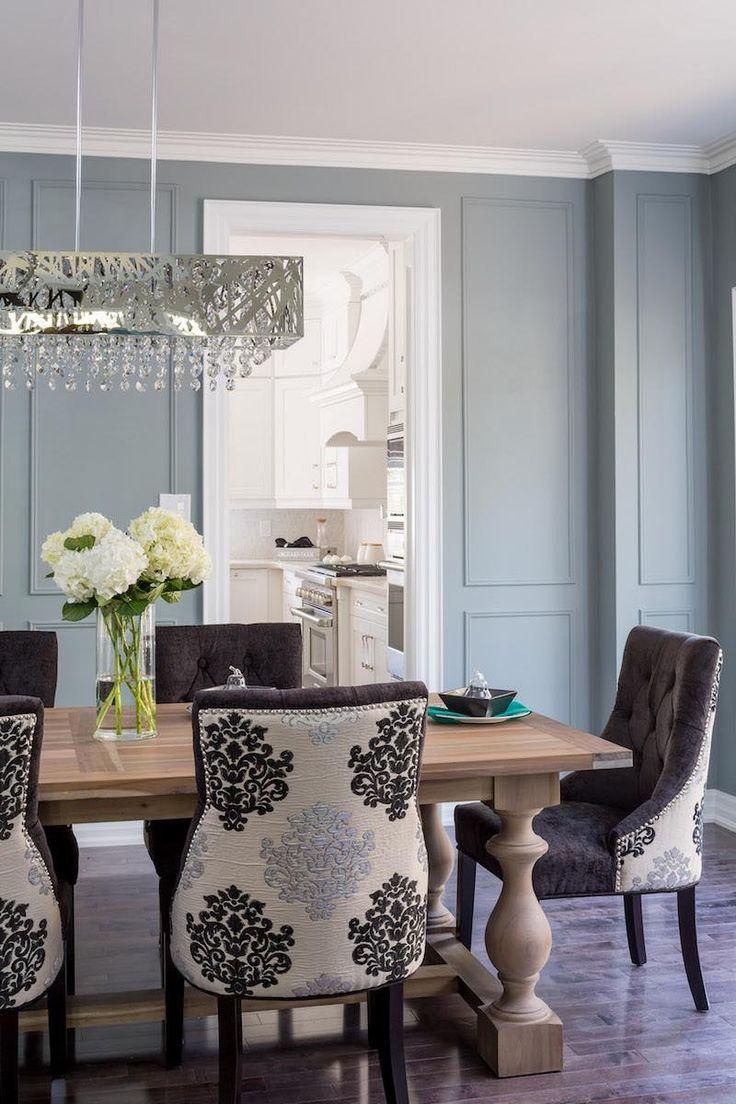 """""""Sparkling Gem"""" dining room designed by Lionsgate Design"""