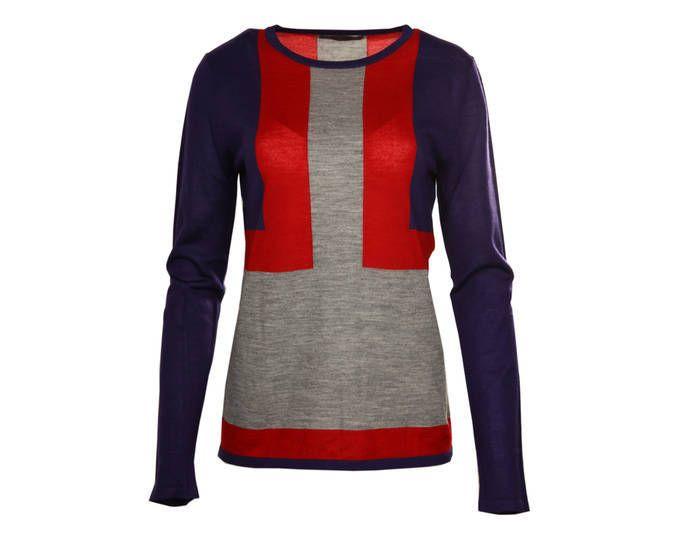 Jean Paul Berlin Damen Pullover Lila/Rot/Grau 763716-3660 ,Größe: 38 Jetzt bestellen unter: https://mode.ladendirekt.de/damen/bekleidung/pullover/sonstige-pullover/?uid=b6a2a46f-f2be-57b0-bc33-0c5cc599d0c1&utm_source=pinterest&utm_medium=pin&utm_campaign=boards #sonstigepullover #pullover #bekleidung