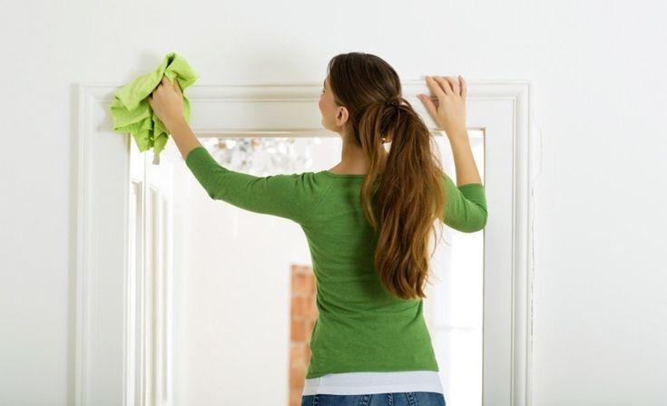 Уверены, что от вас не ускользнет ни одна пылинка? Делимся список мест, о которых не нужно забывать, если хотите добиться настоящей чистоты.