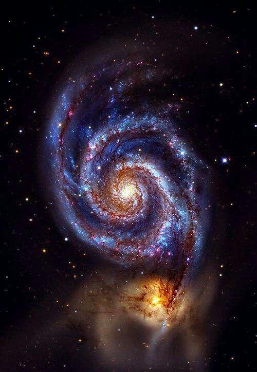 Galaxia .El Remolino.