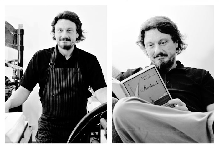 Patricio Gatti - Tipografo / Impresor