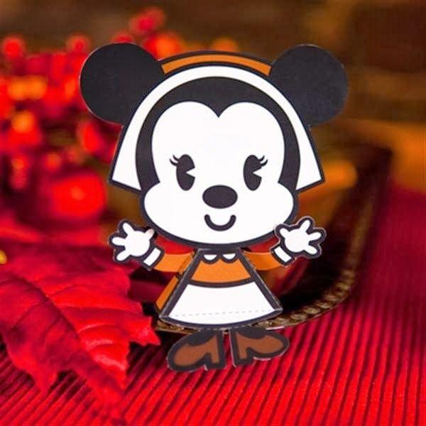 kerajinan anak SD, prakarya gunting tempel, hiasan disney miki tikus (minnie mouse)