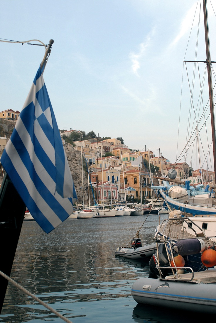 ScicSailing: Exploring the Greek islands! This summer we set sail to the Greek islands such as Nisyros, Symi, Rhodes, Samos, Kalymnos, Amorgos and Astipalea. A great opportunity to stretch your legs in a small number of Greek ports and enjoy some interesting excursions. Departure: 15 June, 6 July, 10 August, 14 September and 5 October. However, if you have an 'exclusive' charter visiting the Greek islands is possible on any departure date. More information: info@scicsailing.eu .