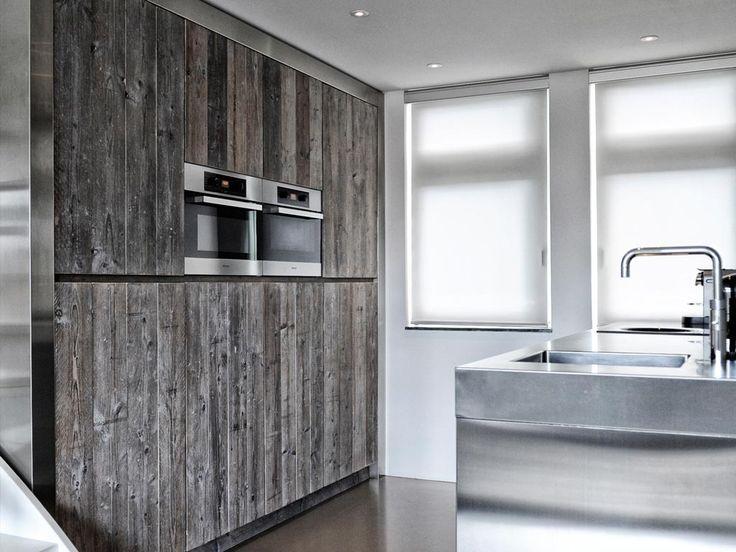 Över 1 000 bilder om industriele keukens på pinterestdörrar ...