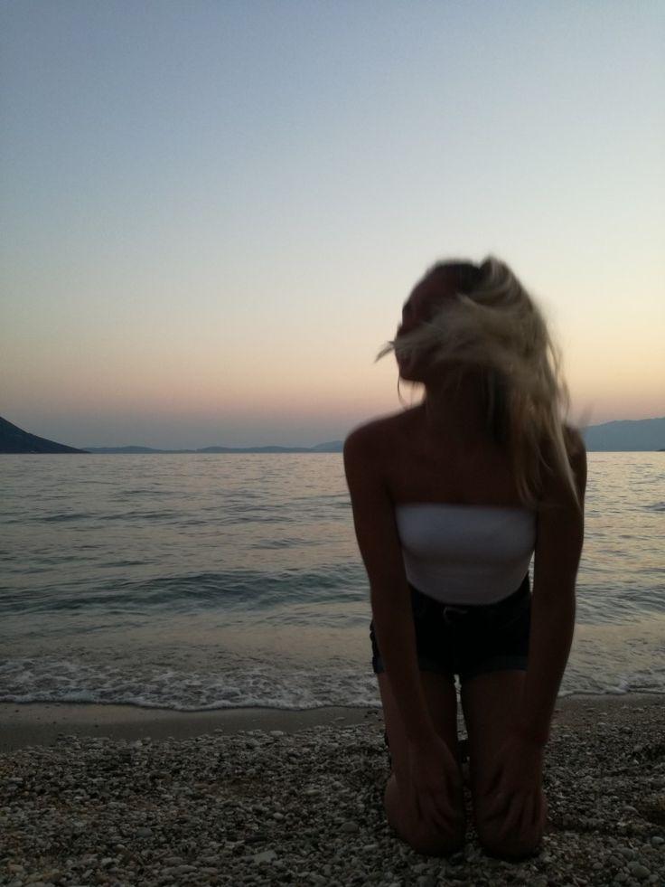 Sea Sunset Stories