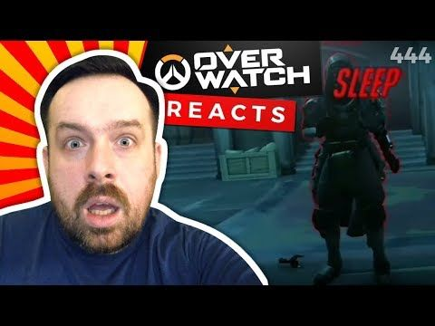 Reaction: Overwatch WTF Moments Ep.54