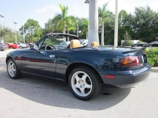 1997 Mazda Miata Sto Edition Picture Cars We Love To Drive