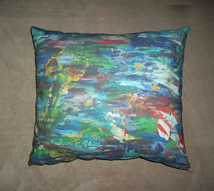PROJEKT WZORU NA PODUSZKI  / pillow design