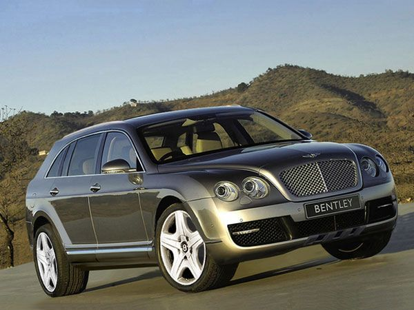 New Bentley SUV. I need