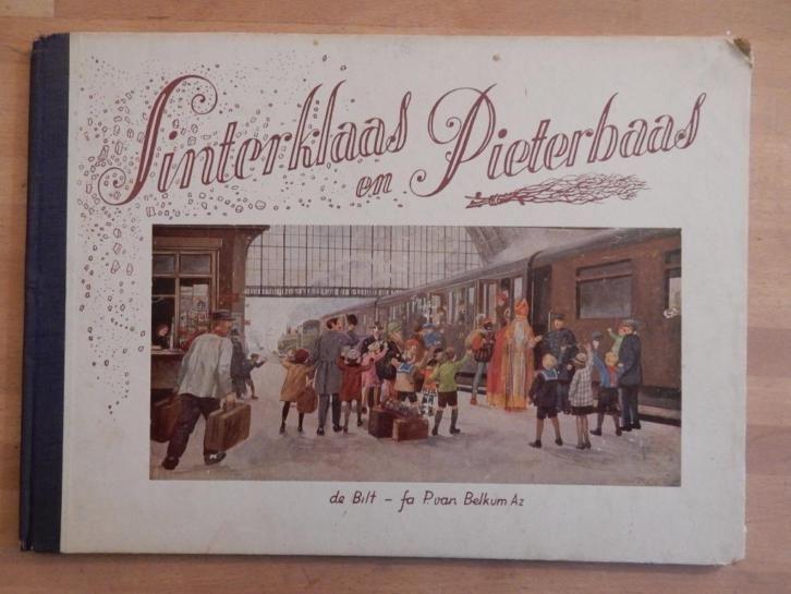 Sinterklaas en Pieterbaas ca.?