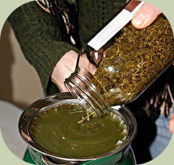 how to make a marijuana tincture