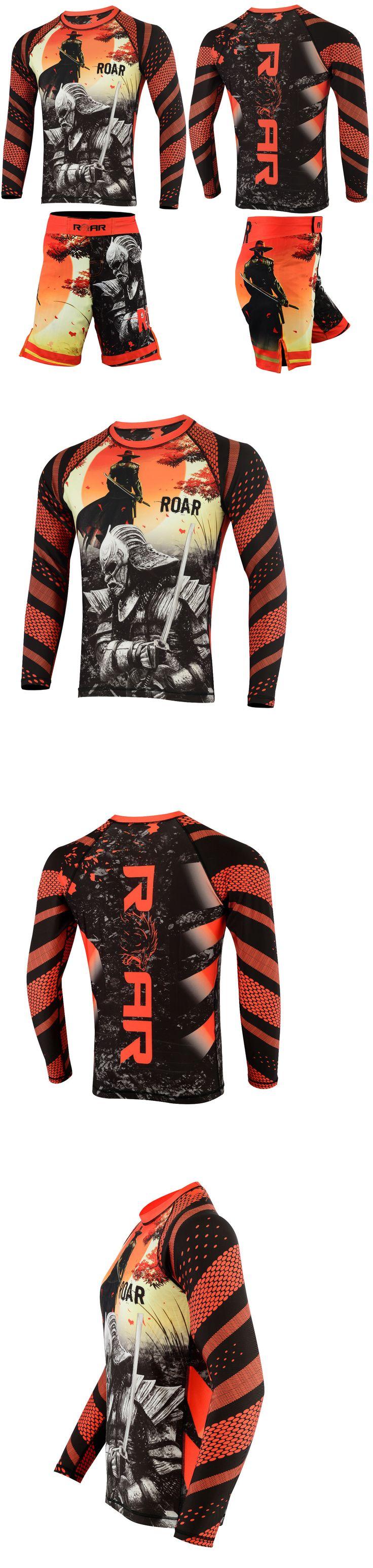 Shorts 73982: Roar Ufc Boxing Shorts Mma Rash Guards Set Ibjjf Approved Jitsu Grappling No Gi -> BUY IT NOW ONLY: $47.47 on eBay!