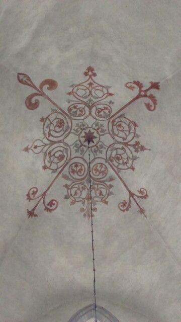 Takmålning väte kyrka