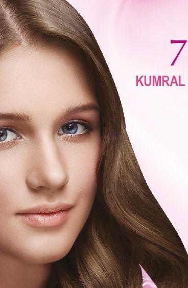 Nevacolor 2017 Saç Renk Kartelası - Nevacolor kumral saç rengi
