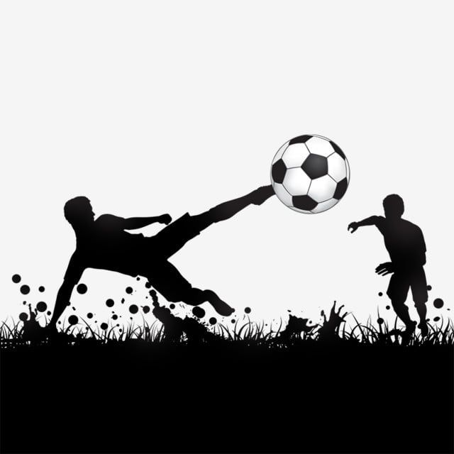 Soccer Poster Background Vector Silhouette Graphics Soccer Poster Background Vector Silhouette Graphics Png Transparent Clipart Image And Psd File For Free D In 2020 Halloween Poster Kids Poster Creative Background