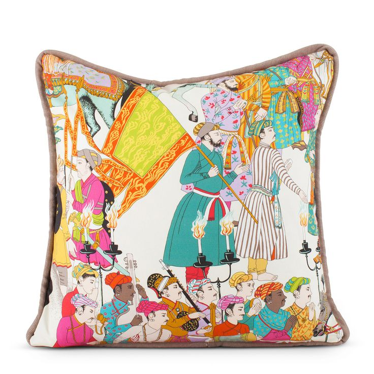 Throw Pillow Yardage Calculator : 174 best Manuel Canovas fabric images on Pinterest Manuel canovas, Fabric wall coverings and ...