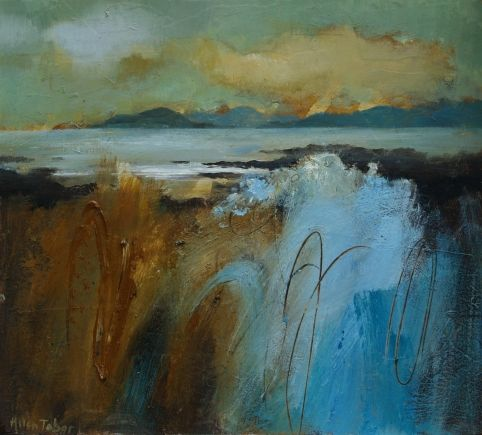 Helen Tabor - Grasses Near The Sea