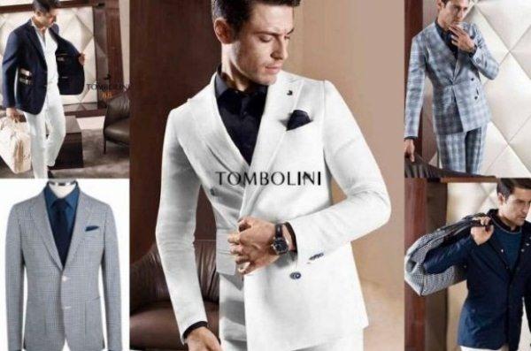 Tombolini at Giorgio's for Men  {www.giorgiosformen.com}