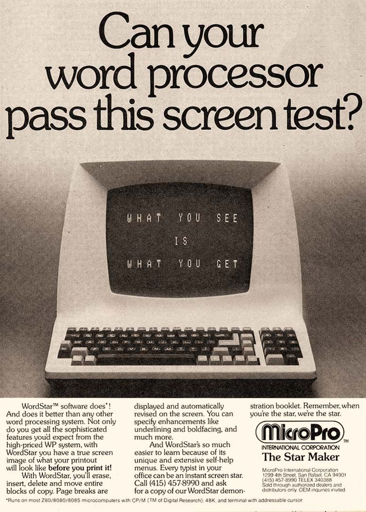 Computer: Vintage Computers, Computers Ads, Retro Computers, Computers Adverti, Retro Tech, Old Ads, Vintage Ads, Classic Computers, Words Processor