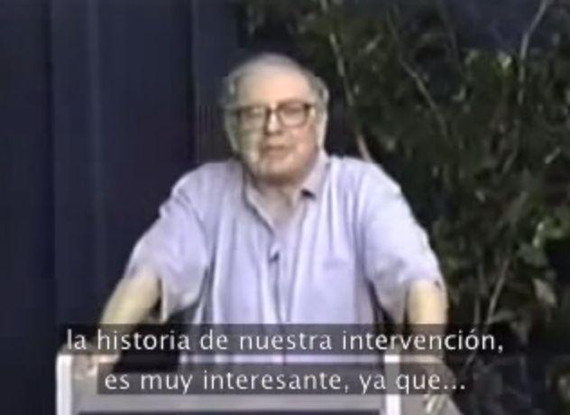 warren buffett: Conferencia de Warren Buffett. Cantidad de información de muchísimo valor, consejos y anécdotas.