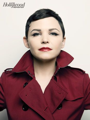Ginnifer Goodwin - by Austin Hargrave for The Hollywood Reporter