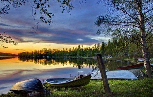Незабываемые пейзажи Финляндии - Путешествуем вместе