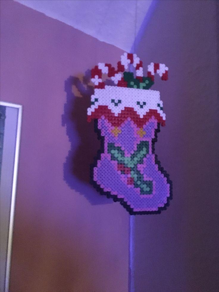 Julesok hama perler / beads