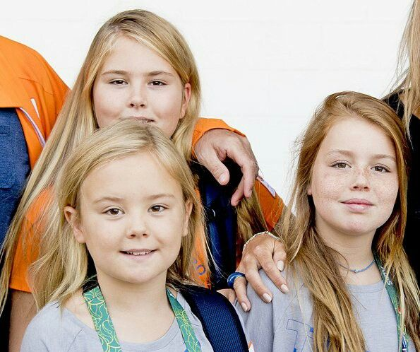 On August 17, 2016, King Willem-Alexander, Queen Maxima with their daughters…