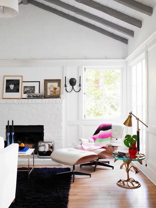 the designers: ashe + leandro / sfgirlbybay #white #grey #black #homedecor #design