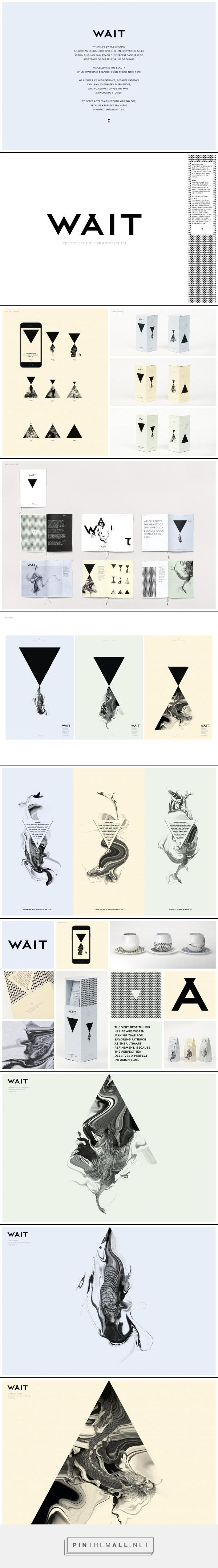 Création de marque et packaging - WAIT - agence Landor