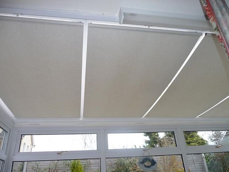 Roller Roof Blinds Roof Blinds Conservatory Roof