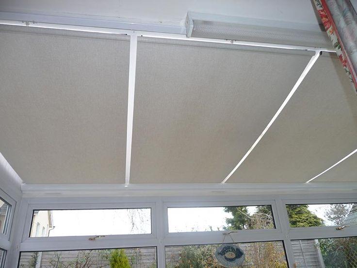 Roller Roof Blinds Roof Blinds Conservatory Roof Window Blinds