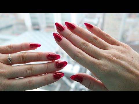 How to ❤ puntige nagels   Beautygloss
