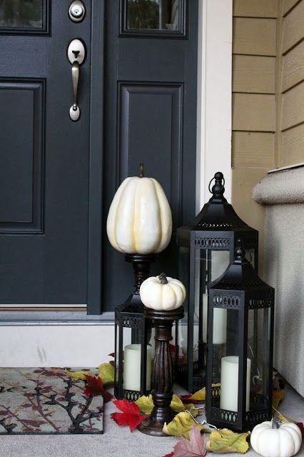 Worth Pinning: Gray Door or Teal Door? How about both?