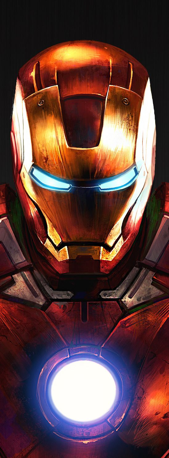 Tony Stark/Iron Man: My suit was never a distraction or a hobby. It was a cocoon. And I'm a new man now.""