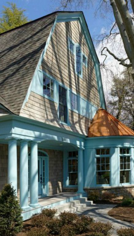 Country Home Exterior Color Schemes 70 best exterior color schemes images on pinterest | home, colors