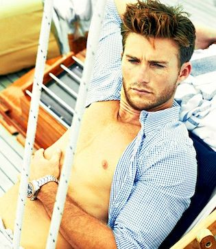 Scott Eastwood. This man does justice to his father...
