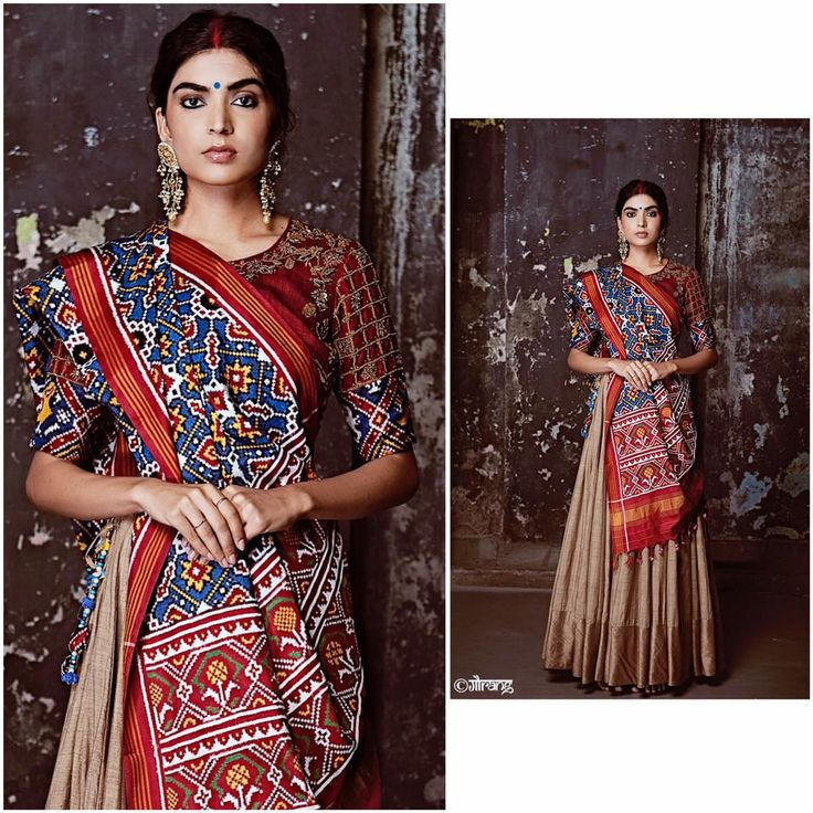 A beautiful amalgamation of different weaves.  Our wedding collection is now in stores.  Gaurang 09 August 2016