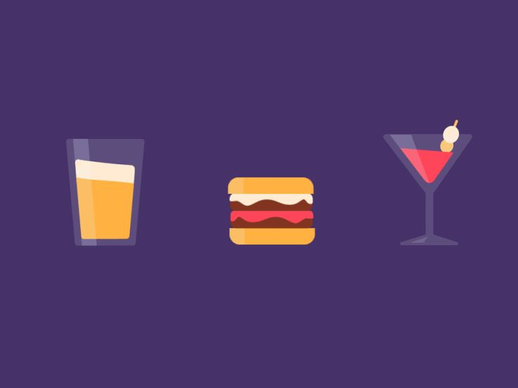 Dribbble - Friday! by Dennis Hoogstad Dennis Hoogstad, 2D Animal, Unhealthy Food, Motion Gif, 9Th Gif, Animal Illustration, Motion Design, Gif Motion Animal, Auguste 9Th