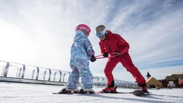 Family ski holidays for beginners - Stuff.co.nz
