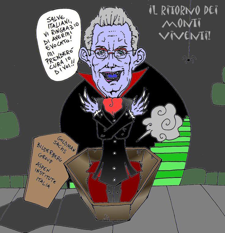 Mario Monti the beginning
