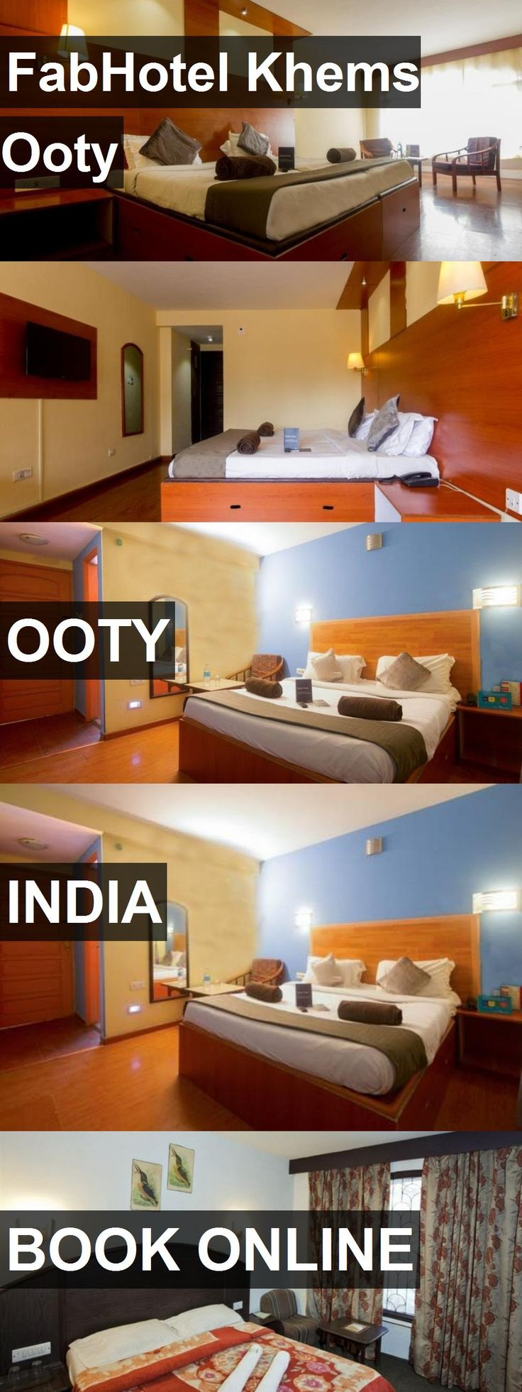 FabHotel Khems Ooty in Ooty, India. For more information, photos, reviews and best prices please follow the link. #India #Ooty #travel #vacation #hotel