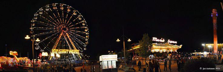 Sataman yöt, on vuosittain järjestettävä, viikonlopun mittainen tapahtuma Lahden satamassa. Lauantaisin siellä nähdään upea ilotulitus ja muina päivinä satamassa on tivoli avoinna kaiken ikäisille.