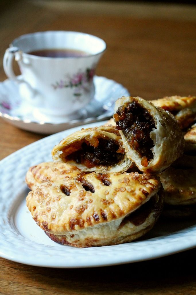 Jamie Oliver's Charming Eccles Cakes | Korena in the Kitchen