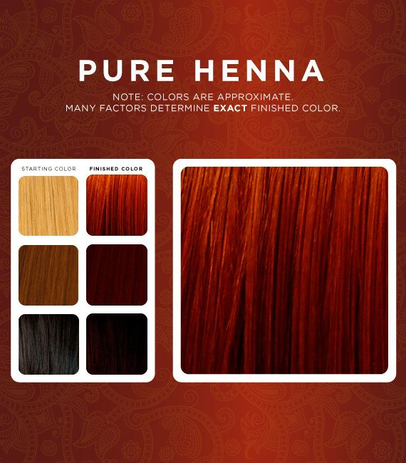 Pure Henna Hair Dye by HennaColorLab on Etsy