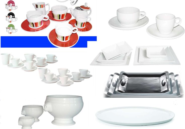 For kitchenware and glassware we have two main style ranges. Our Industrial Porcelain range features household accessories and crockery which are hard wearing and practical