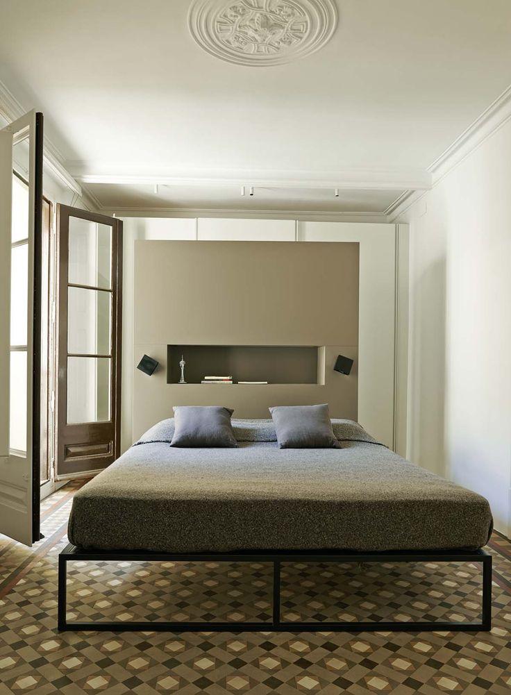 39 best modern beds images on pinterest   modern beds, 3/4 beds