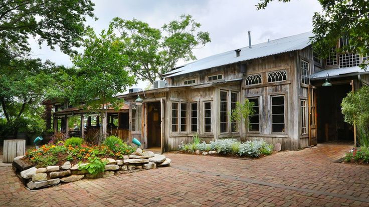 Dining In Texas Hill Country, Mapped - Eater Austin