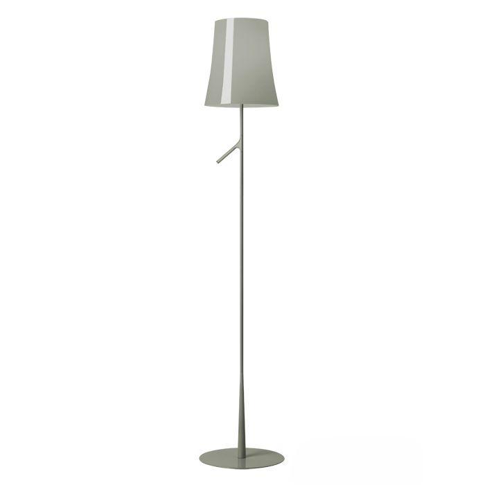 Birdie Lampe, Grå, Foscarini